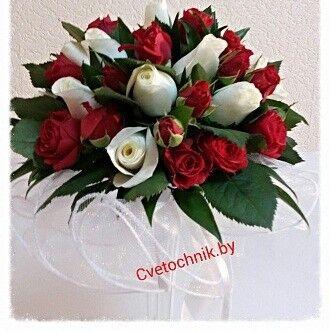 Магазин цветов Цветочник Букет для невесты «Восторг» - фото 1