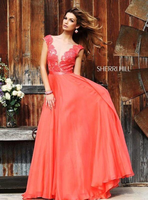 Вечернее платье Sherri Hill Платье 11269 - фото 9