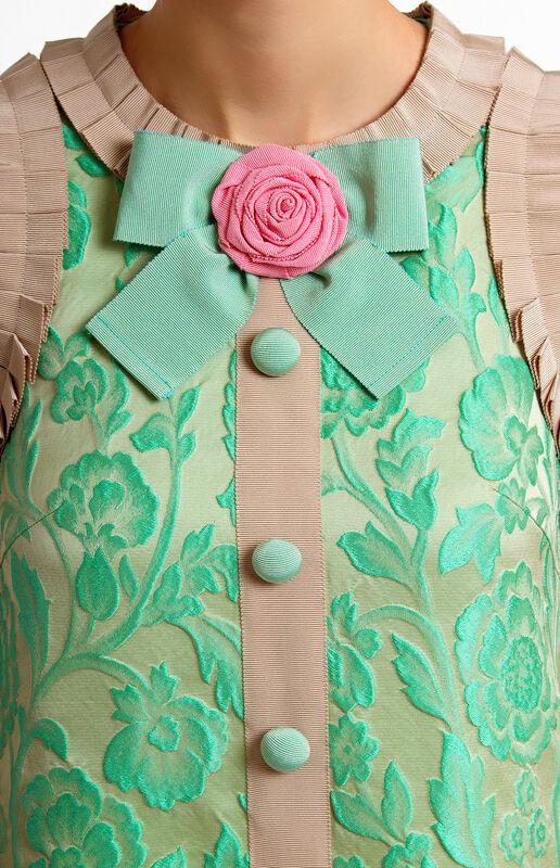 Платье женское Pintel™ Платье из плотного жаккарда Durciané - фото 2
