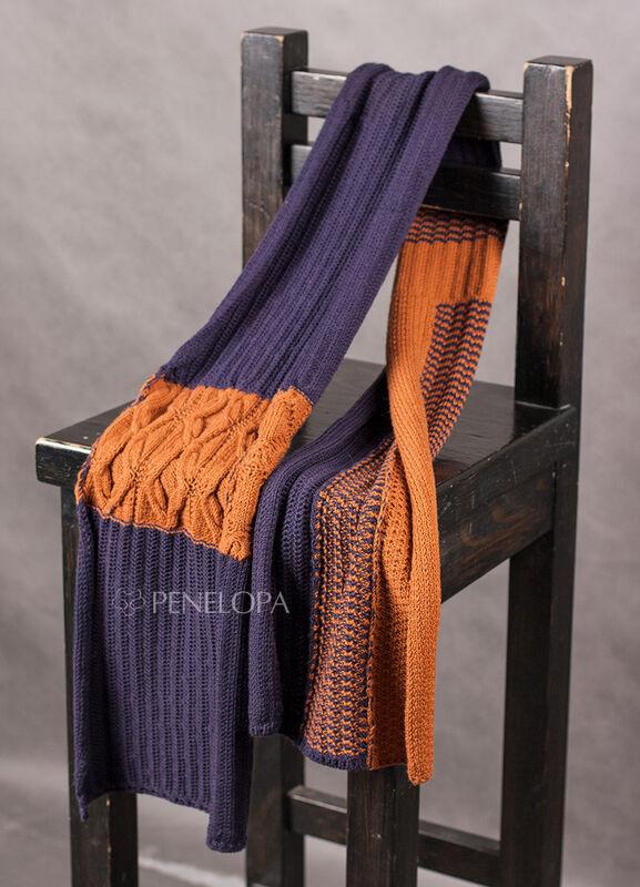 Шарф и платок PENELOPA Шарф M13 - фото 3