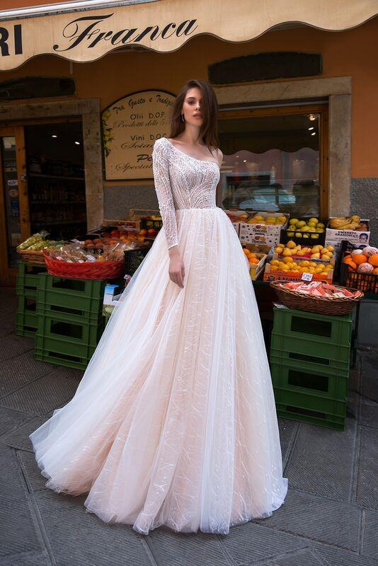 """Свадебный салон ALIZA свадебное платье """"Estellye"""" - фото 1"""