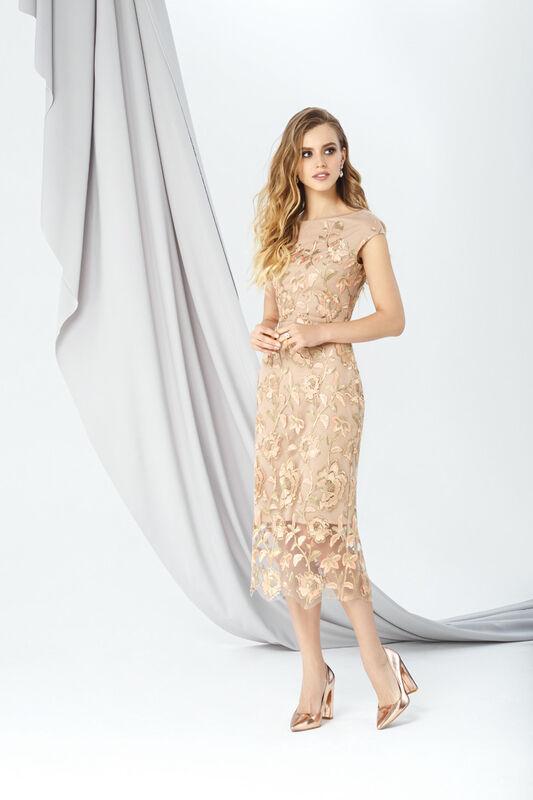 Вечернее платье EMSE Платье 0265 - фото 1