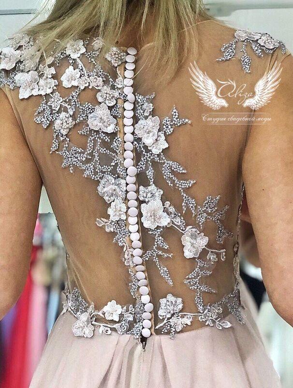 """Вечернее платье ALIZA вечернее платье """"Adel"""" - фото 3"""