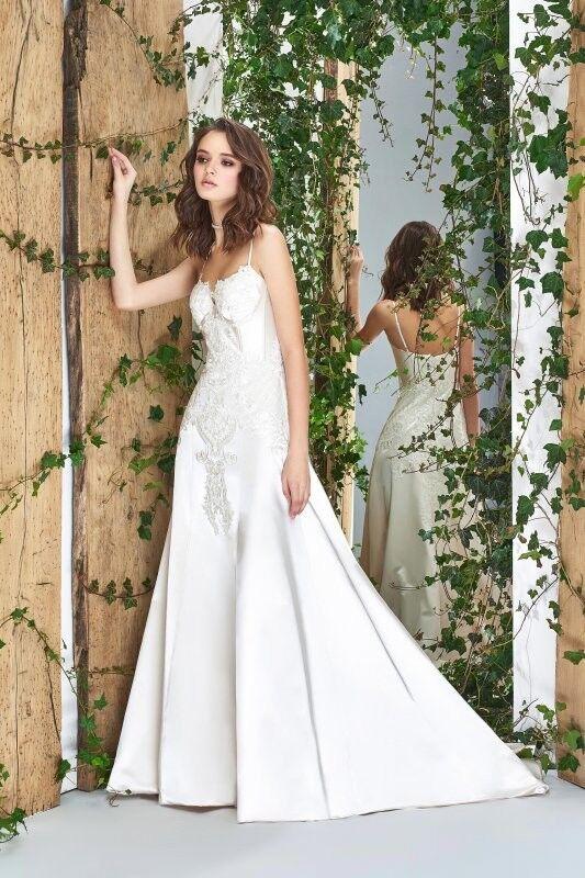 Свадебный салон Papilio Свадебное платье «Wonderland» #1822-L Pr Сильфий - фото 1