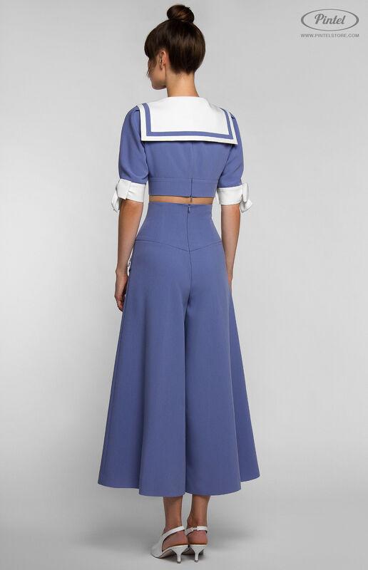 Костюм женский Pintel™ Комплект из болеро и брюк YANELLY - фото 2