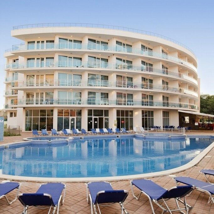 Туристическое агентство Клеопатра-тур Авиатур в Болгарию, Солнечный берег, Calypso 3* - фото 1