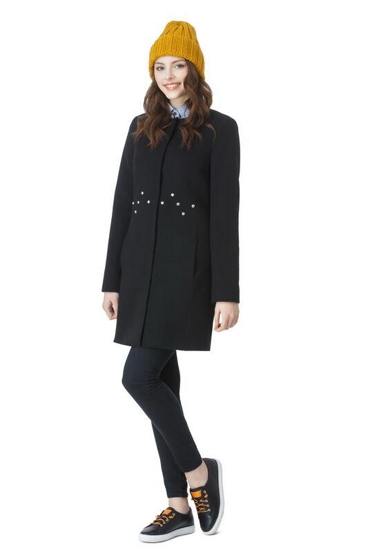 Верхняя одежда женская Elema Пальто женское демисезонное Т-7316 - фото 1