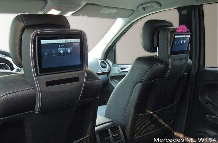 Аренда авто Mercedes-Benz GL 2008 г. - фото 3