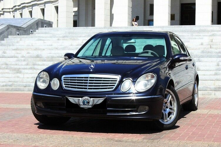 Аренда авто Mercedes-Benz W211 - фото 1