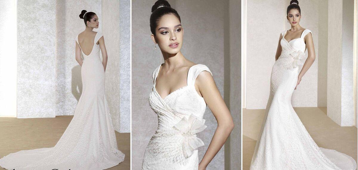 Свадебное платье напрокат Novia D'Art Платье свадебное Bari - фото 2