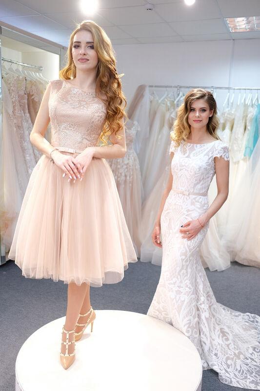 """Вечернее платье ALIZA вечернее платье """"Blansh"""" - фото 1"""