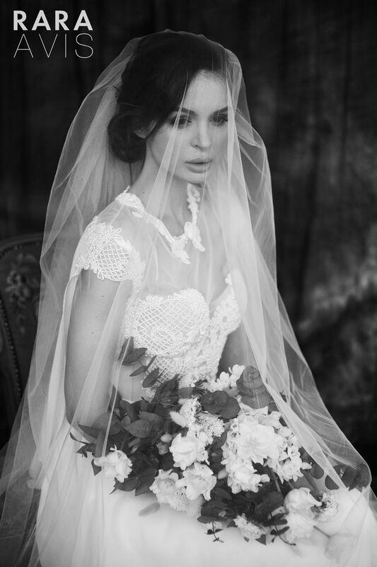Свадебный аксессуар Rara Avis Фата №14 - фото 2