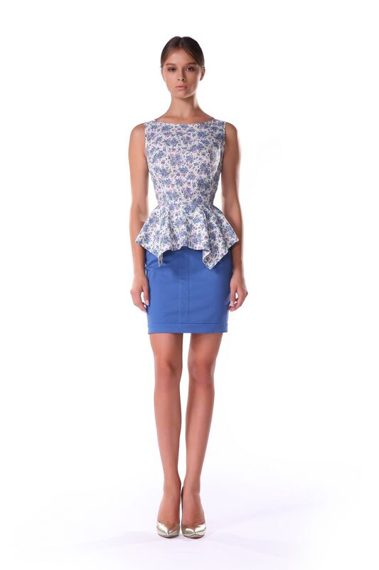 Кофта, блузка, футболка женская Isabel Garcia Топ BN1294 - фото 1