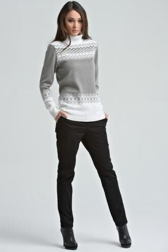 Кофта, блузка, футболка женская Westerly Свитер в21223 - фото 2