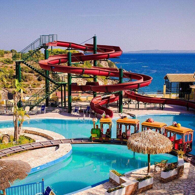 Туристическое агентство Суперформация Пляжный авиатур в Грецию, о. Закинф, Zante Royal Resort and Water Park 4* - фото 1