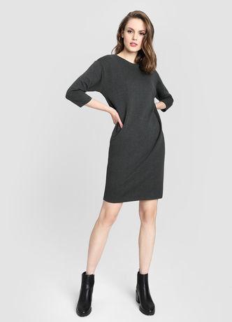 Платье женское O'stin Платье женское с молнией на спинке LT4W14-G8 - фото 2