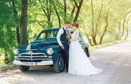Прокат авто ГАЗ М20 «Победа» - фото 4
