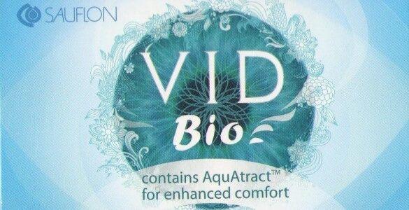 Линзы Sauflon Контактные линзы VID Bio - фото 1