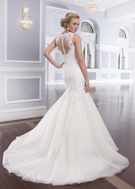 Свадебное платье напрокат Lillian West Платье свадебное «Assolle» - фото 2