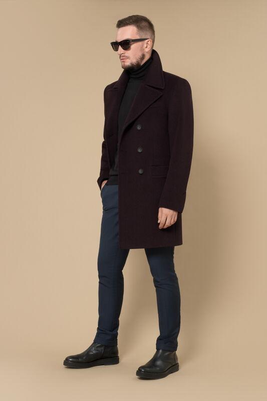 Верхняя одежда мужская Etelier Пальто мужское демисезонное 1М-8997-1 - фото 2
