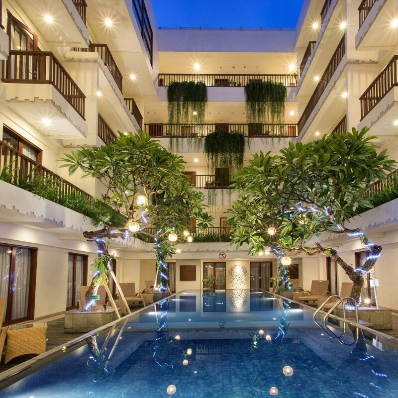 Туристическое агентство Новая Планета Пляжный авиатур в Индонезию, Бали, Sense Sunset Seminyak Hotel 3* - фото 1