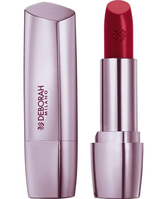 Декоративная косметика Deborah Milano Помада-блеск для губ Milano Red Shine №6 - фото 1