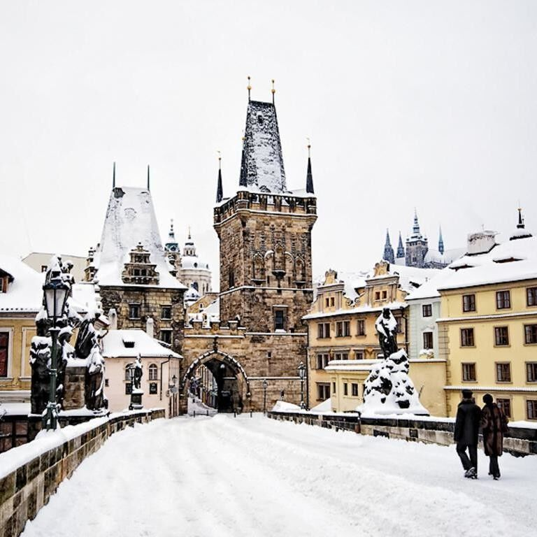 Туристическое агентство Респектор трэвел Автобусный экскурсионный тур «Mini Prague: Прага» - фото 1
