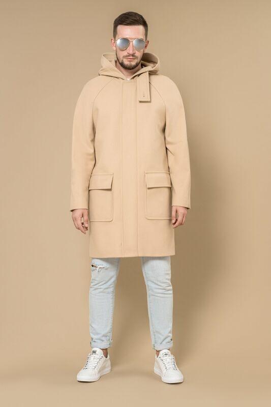 Верхняя одежда мужская Etelier Пальто мужское демисезонное 1М-8888-1 - фото 1