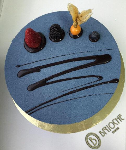Торт Brioche Paris Торт №57 Манго-маракуйя - фото 1