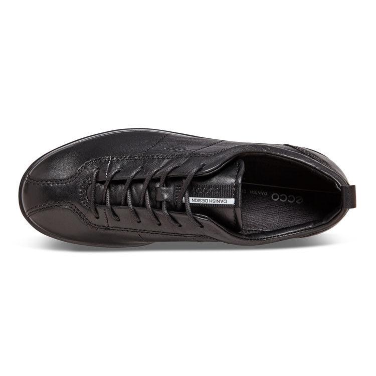 Обувь женская ECCO Кеды SOFT 1 400503/01001 - фото 6
