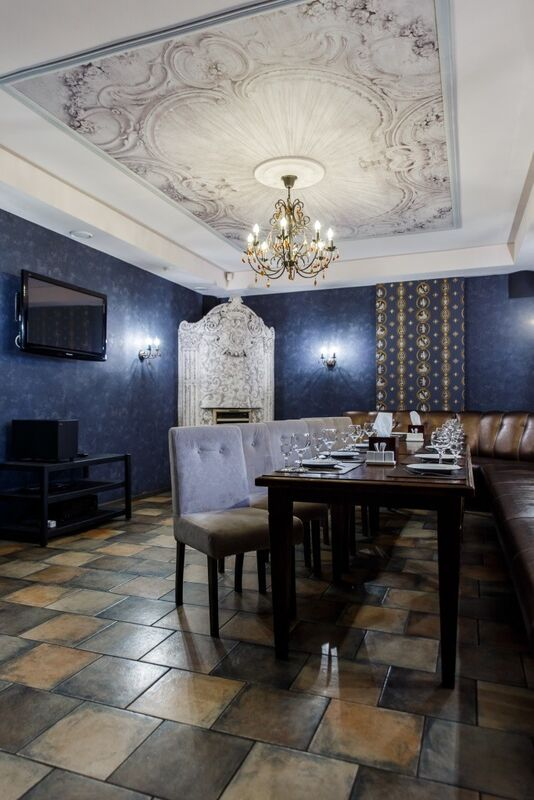 Банкетный зал Таверна VIP-зал №1 - фото 8