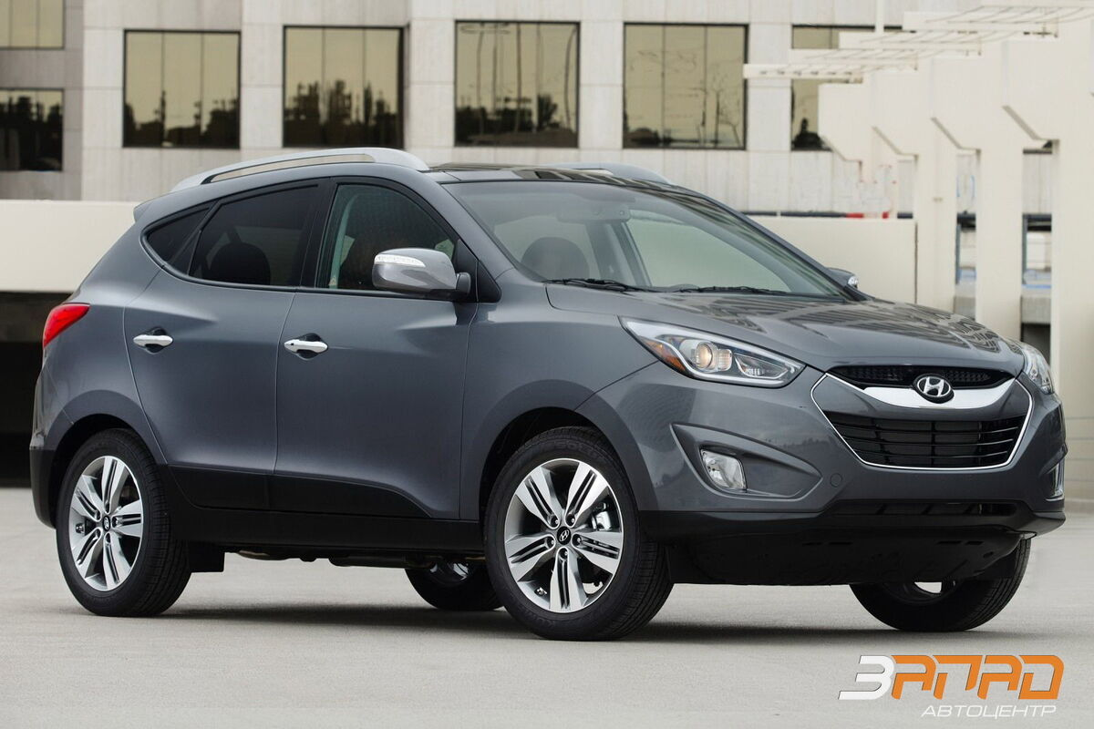 Аренда авто Hyundai Tucson 2012 - фото 1