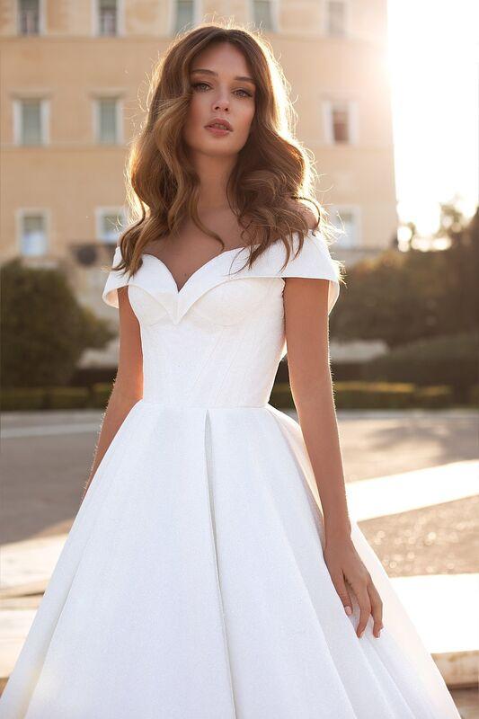 """Свадебный салон ALIZA свадебное платье """"Eftallye"""" - фото 2"""