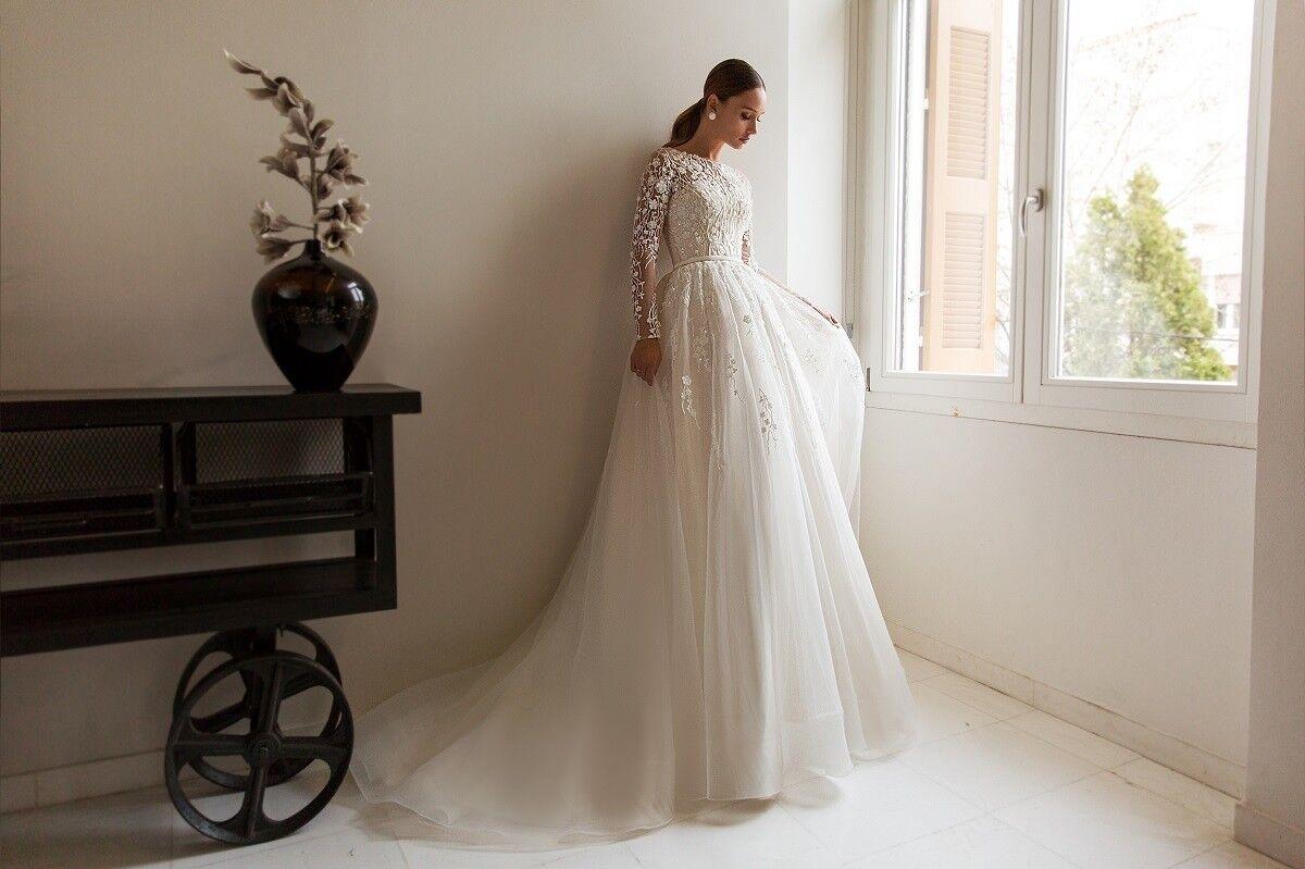 """Свадебное платье напрокат ALIZA свадебное платье """"Roksanny"""" - фото 3"""