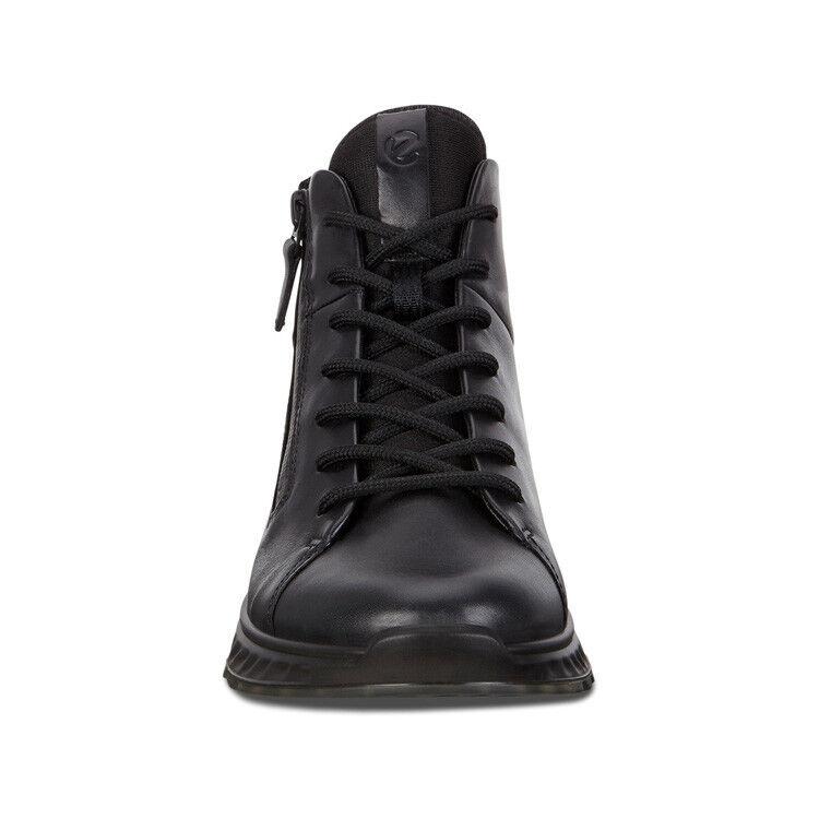 Обувь женская ECCO Кроссовки высокие ST1 836153/01001 - фото 4