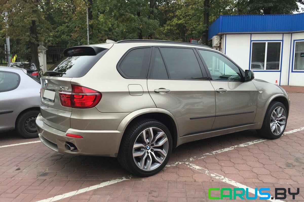 Прокат авто BMW X5 M-Sport - фото 5