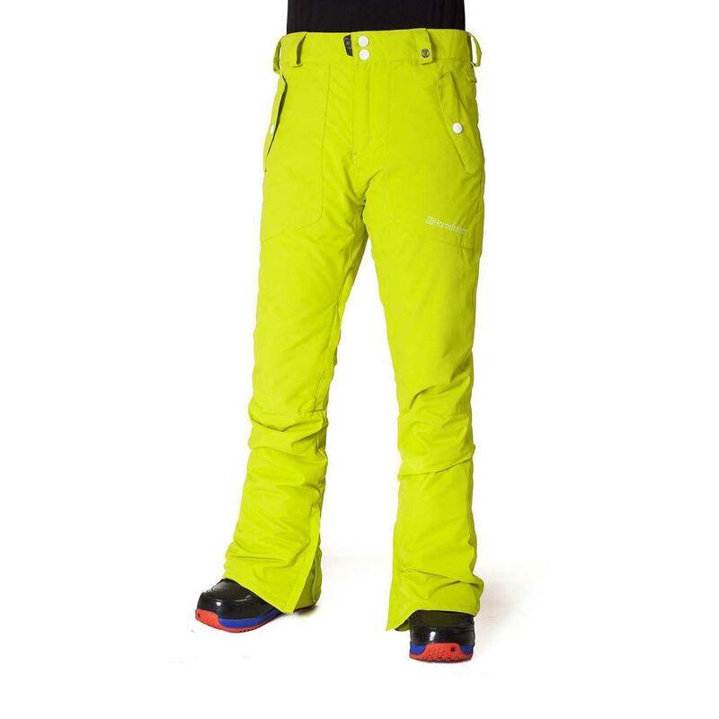Спортивная одежда Horsefeathers Сноубордические брюки Rose 1516 желтый - фото 1