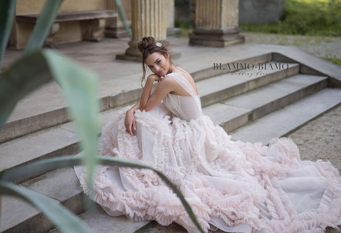Свадебный салон Blammo-Biamo Свадебное платье The Rice Noel - фото 4