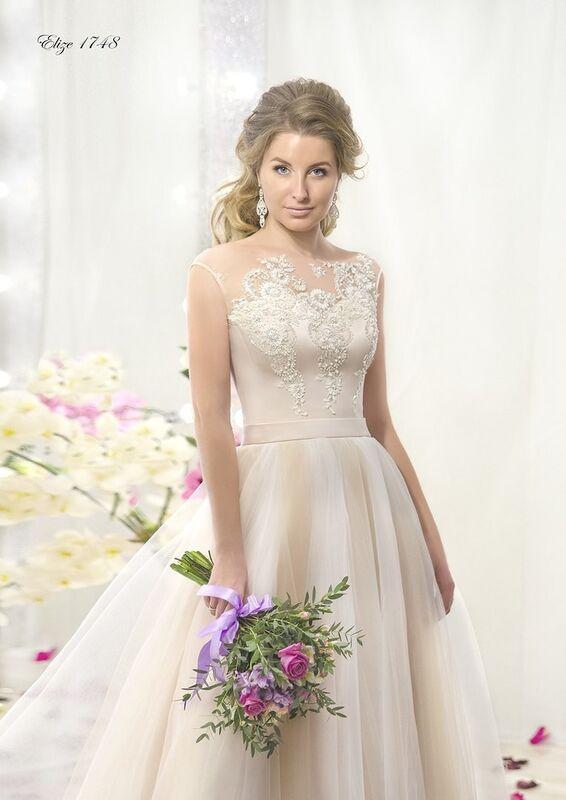 Свадебное платье напрокат Rafineza Свадебное платье Patrisia - фото 1