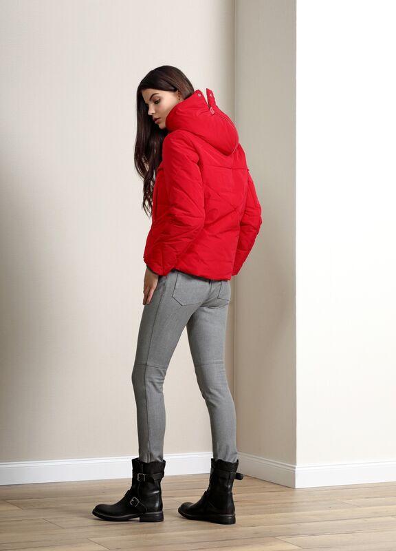 Верхняя одежда женская Burvin Куртка женская 5911 - фото 2