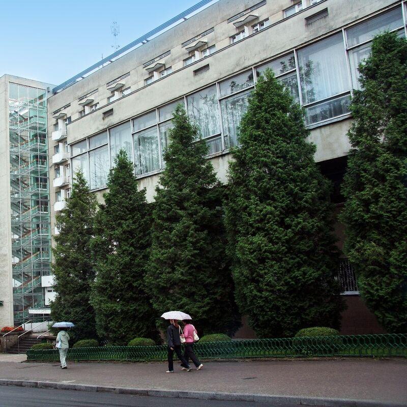 Туристическое агентство Кандагар Оздоровительный тур в Трускавец, Украина, отель «Весна» - фото 1