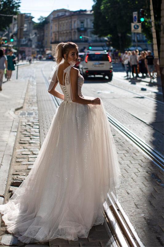Свадебный салон Vessna Свадебное платье Rosalia арт. 2006 из коллекции Temptation - фото 2