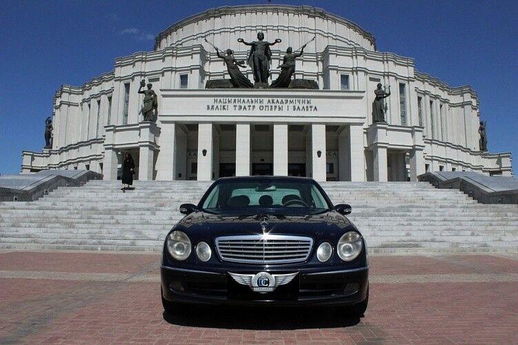 Аренда авто Mercedes-Benz W211 - фото 2