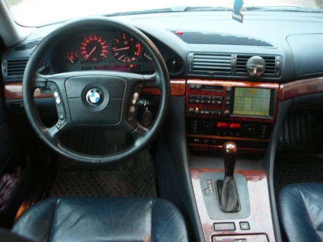 Прокат авто BMW 730D E38 2001 год - фото 5