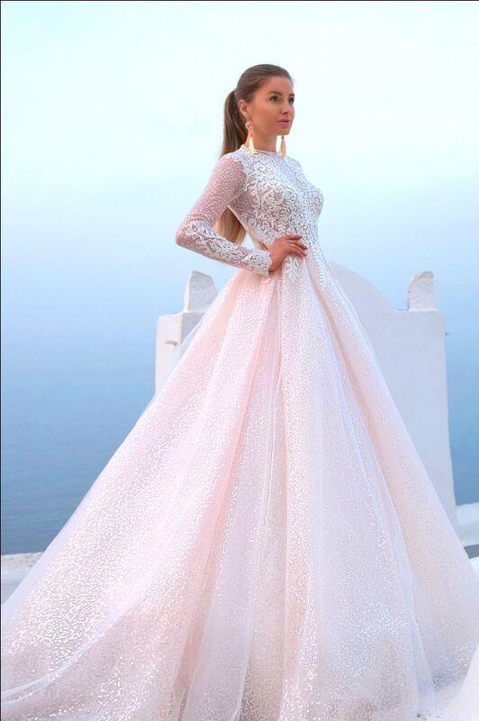 Свадебный салон Rafineza Свадебное платье Nicolett - фото 1
