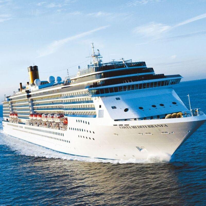 Туристическое агентство Матэп-90 Круиз «Испания, Марокко, Италия» на лайнере Costa Mediterranea 5* - фото 1