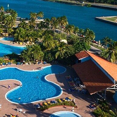 Туристическое агентство EcoTravel Пляжный авиатур на Кубу, Варадеро, Bellevue Puntarena & Playa Caleta Complex 4*, 10 ночей - фото 1