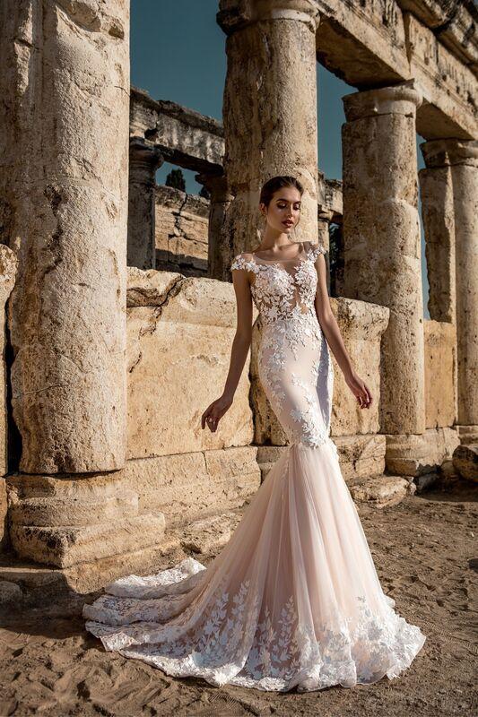 Свадебное платье напрокат ALIZA Платье свадебное «Scarlett» - фото 1