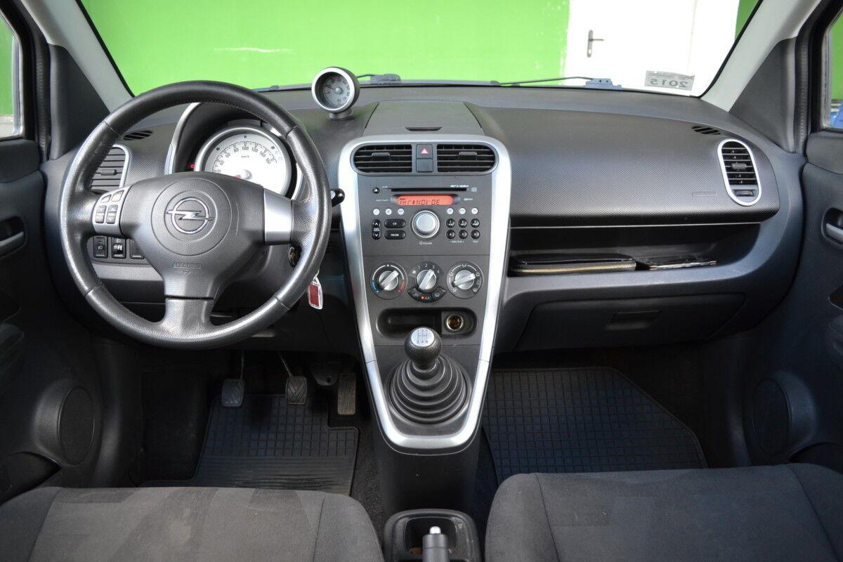 Прокат авто Opel Agila 2010 - фото 8