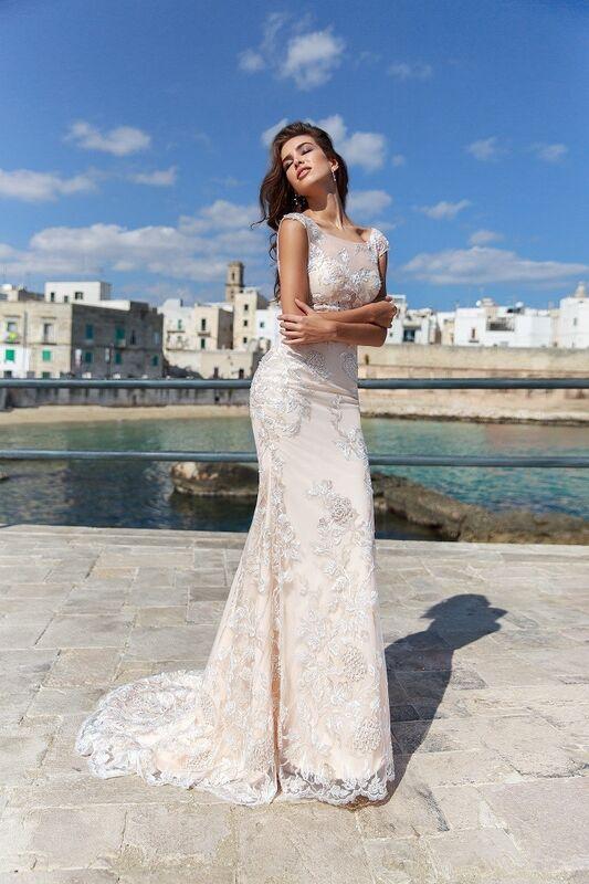Свадебный салон ALIZA свадебное платье Raima - фото 1